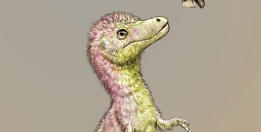 тираннозавр, дитинча