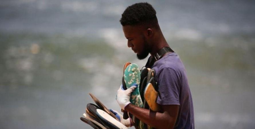 Арістід Куаме, художник, Кот-д'Івуар,