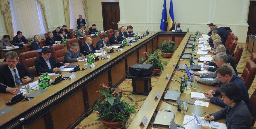 Заседание правительства / Фото пресс-службы Кабмина