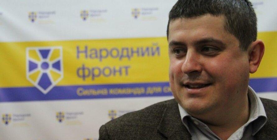 Максим Бурбак / Фото:bukinfo.com.ua