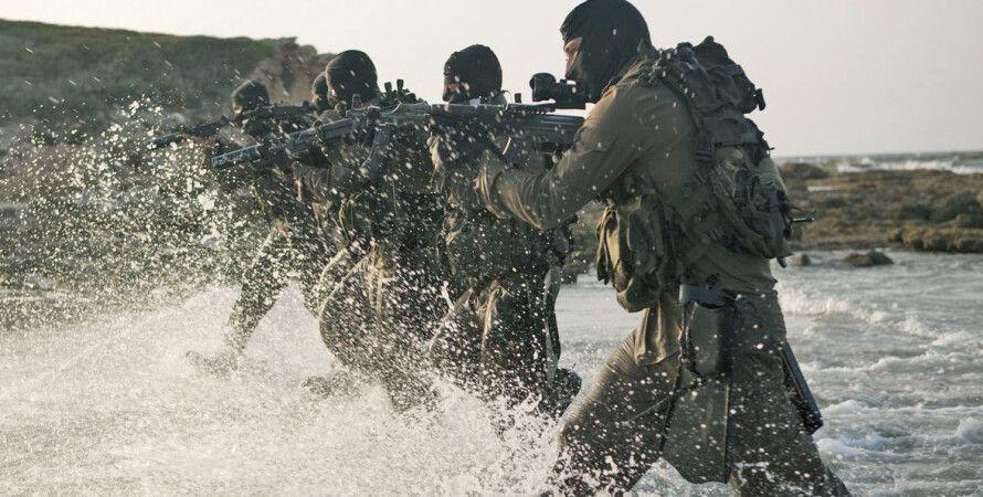 спецназ Израиля шайтет 13
