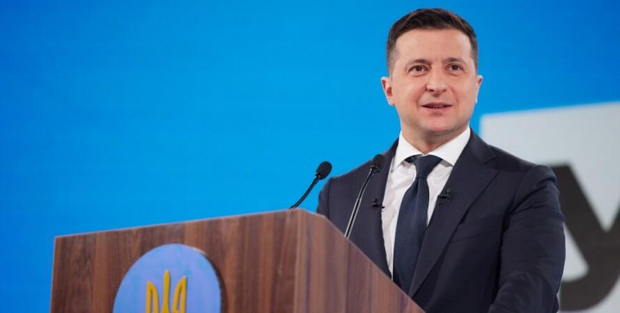 владимир зеленский, платежки, тарифы, тарифная политика, цены на газ, протесты 2021