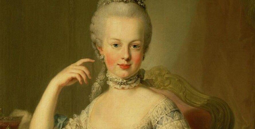 Мария-Антуанетта. Фото из открытых источников