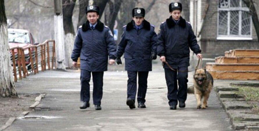 Наряд милиции / Фото: donkriminfo.dn.ua