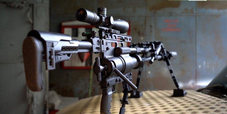 розробка снайперських гвинтівок в Україні