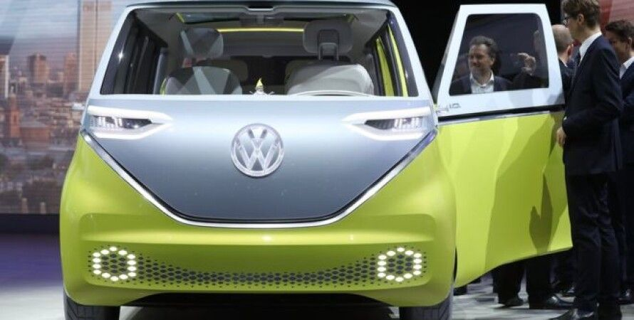 Электрокар Volkswagen / Фото: Getty Images