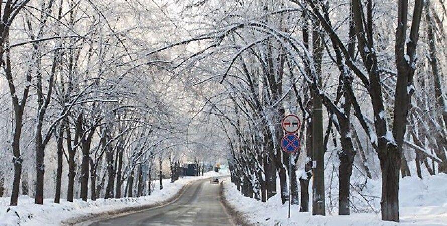 Парковая дорога в Киеве / фото gk-bank.livejournal.com