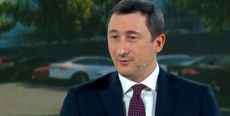 Олексій Чернишов, Мінрегіон