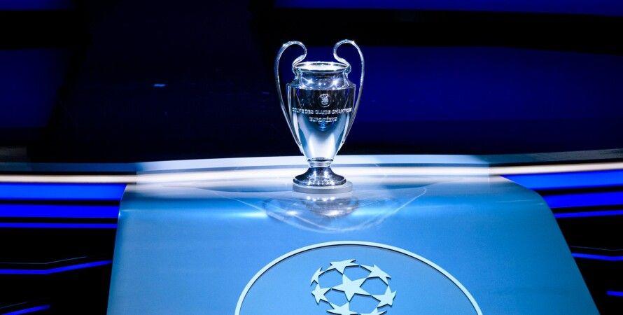 ліга чемпіонів, футбол, спорт, ліга європи, жеребкування