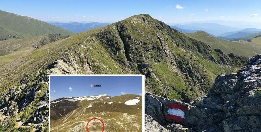 Гурктальскіе Альпи, парочка в горах, секс, австрія