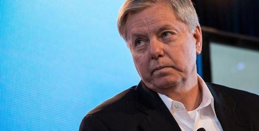 Сенатор Линдси Грэм / фото: Википедия