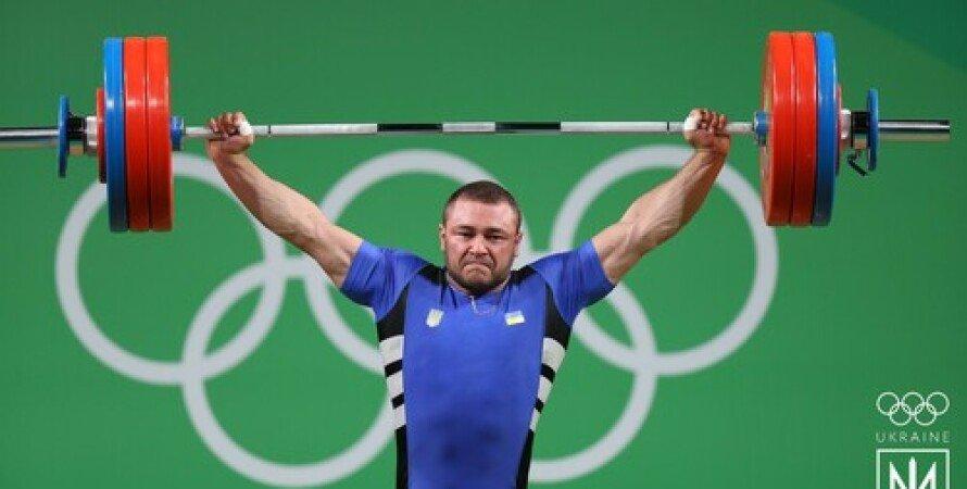 Тяжелая атлетика, Москва, Сборная Украины, Победа, Дмитрий Чумак