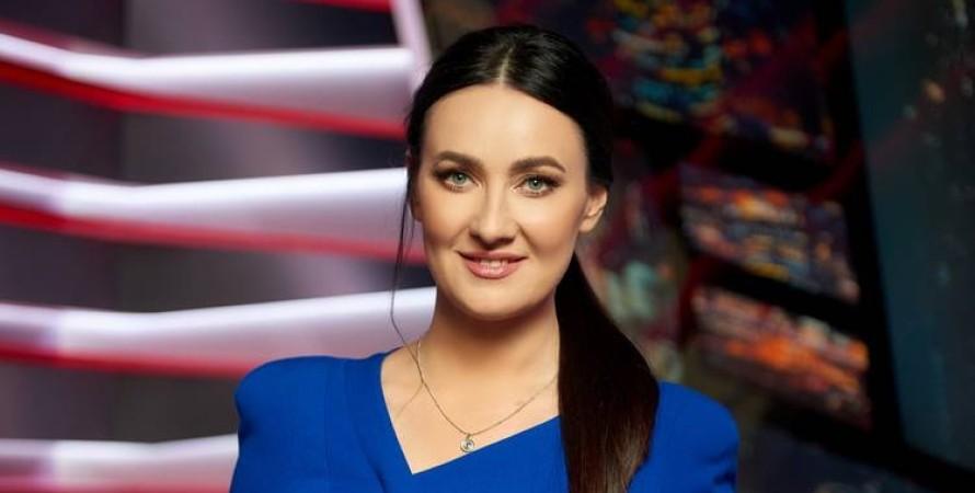Соломія Вітвіцька, телеведуча, фото