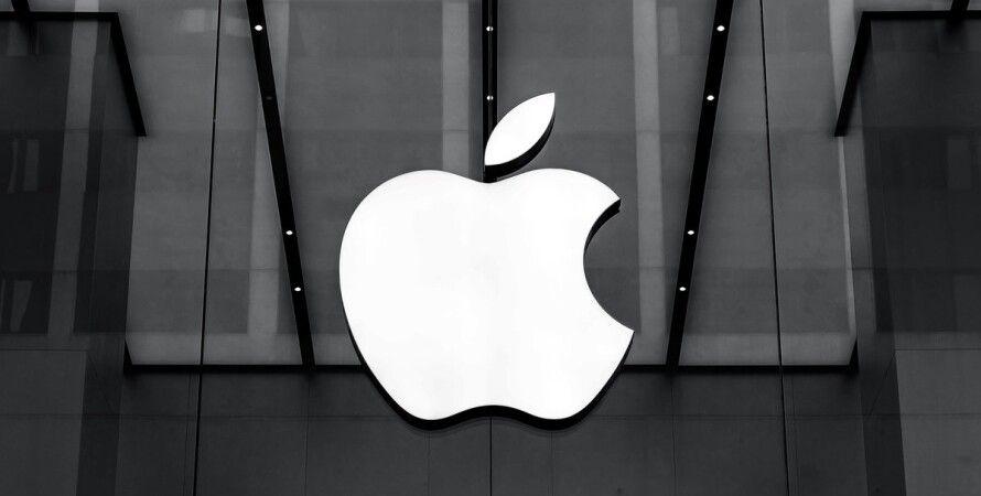 Apple, сайт, українську мову