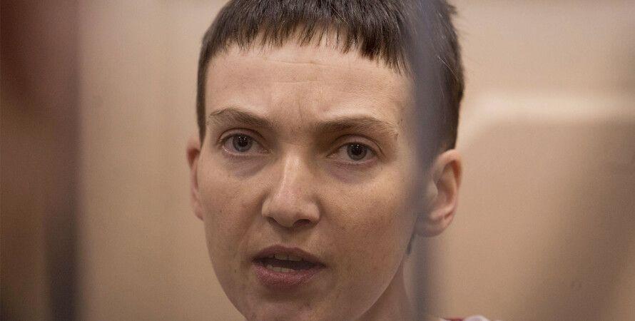 Надежда Савченко / Фото: Открытая Россия