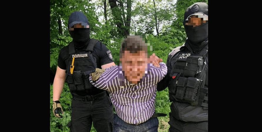задержание, заказчик, убийство, полиция, фото