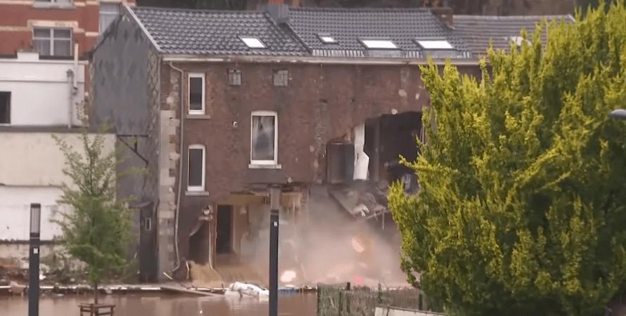 бельгія, будинок зруйнувався, інтерв'ю, потоп в бельгії