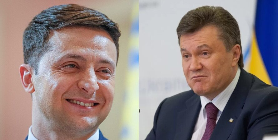 РНБО, санкції, Зеленський, Янукович