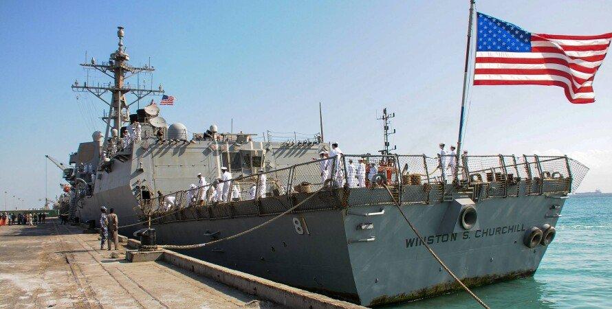 переброска войск, обострение в море