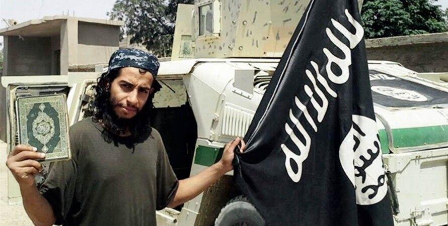 Организатор терактов в Париже Абдельхамид Абаауд / Фото: nbcnews.com