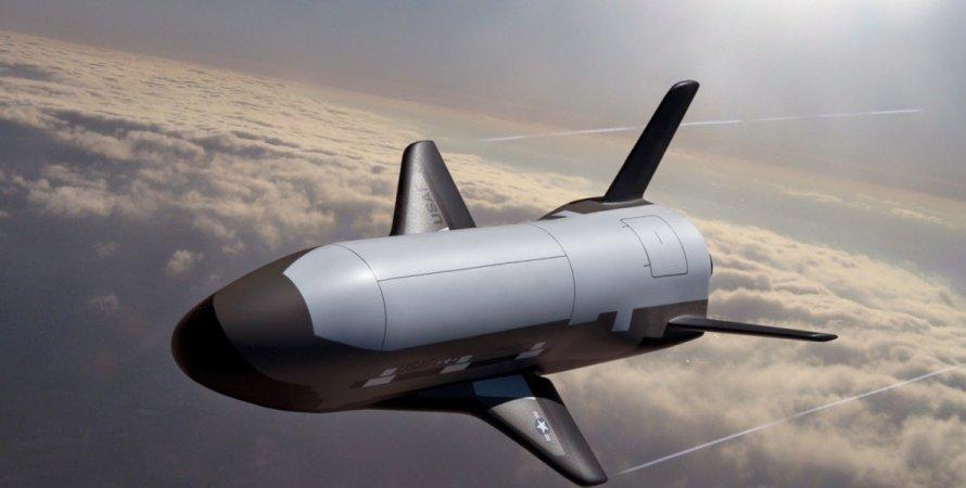 X-37B / Фото из открытых источников