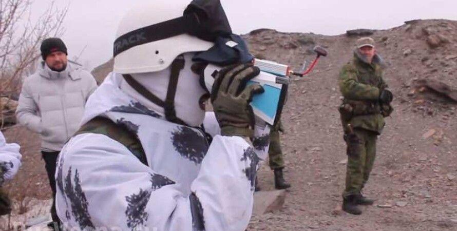 Террористы в Донбассе / Фото: rusvesna.su