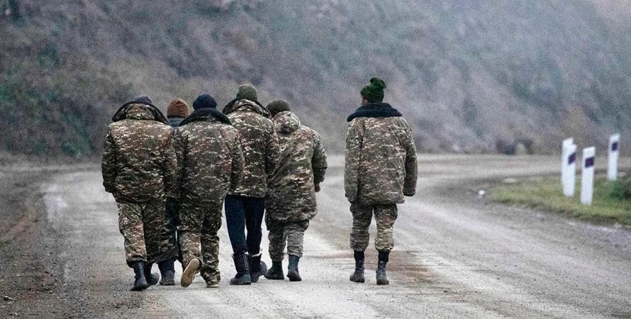 пленные армяне