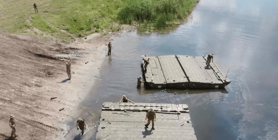 форсування ріки