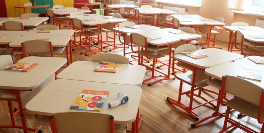 пустой детский сад, без детей, карантин