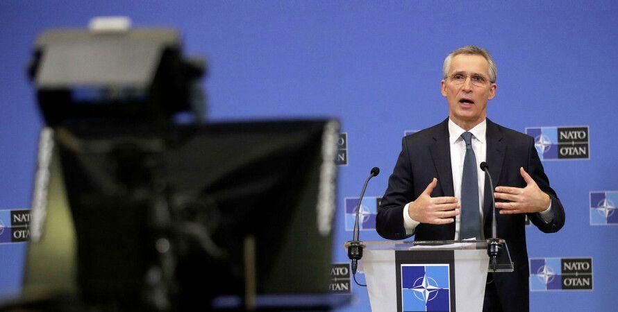 Йенс Столтенберг, генсек НАТО Йенс Столтенберг, НАТО, Альянс