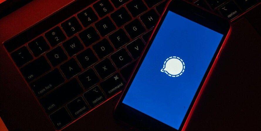 Signal, мессенджер, приложение