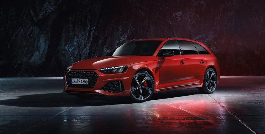 Audi A4 нового покоління