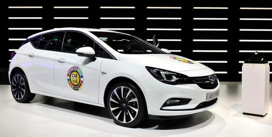 Opel Astra / Фото: Getty Images