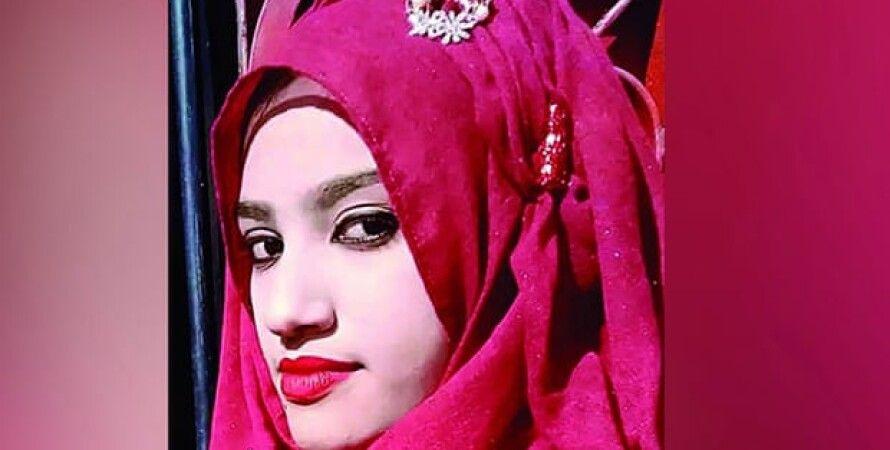 Нусрат Джахан Рафи. Фото: Handout