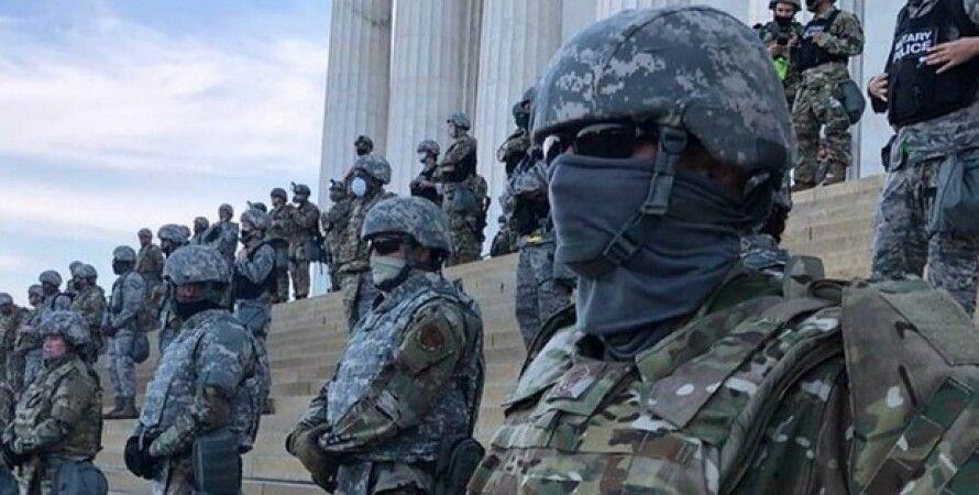 Вашингтон, Нацгвардия, выборы, сша, протесты, дональд трамп, Пентагон, протесты в сша
