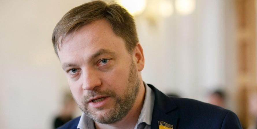 Денис Монастирський, голова МВС, міністр внутрішніх справ