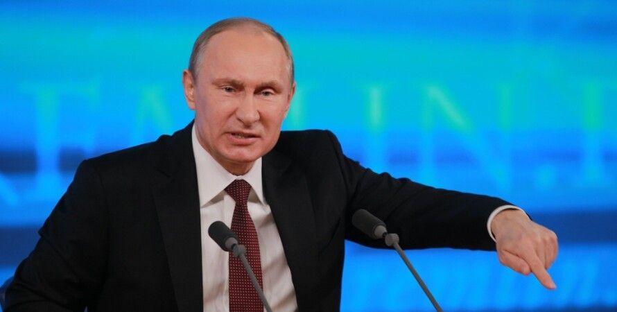 Владимир Путин / Фото: 112.ua