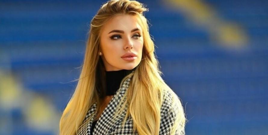 Дарья Савина, футбол ведущая, телевидение