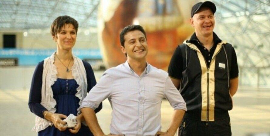 Владимир Зеленский, Крым, оккупация Крыма, фильм, Россия, 8 первых свиданий