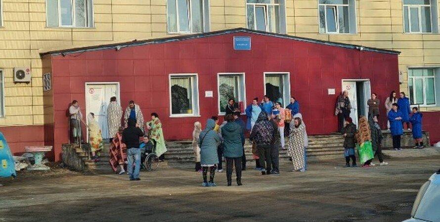 Россия, Сахалин, подземные толчки, землетрясение,