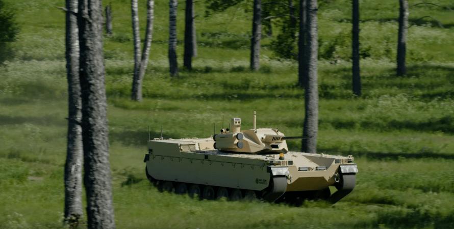 эстонский беспилотник для армии сша
