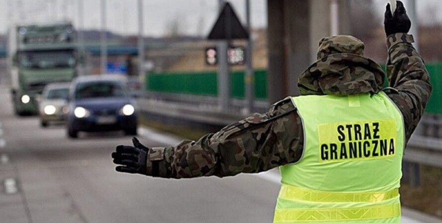 граница, украино-польская граница, фото, пограничник