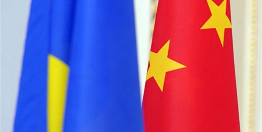торгівля України, торговий оборот України, торгівля України з Китаєм, стратегічне партнерство з Україною
