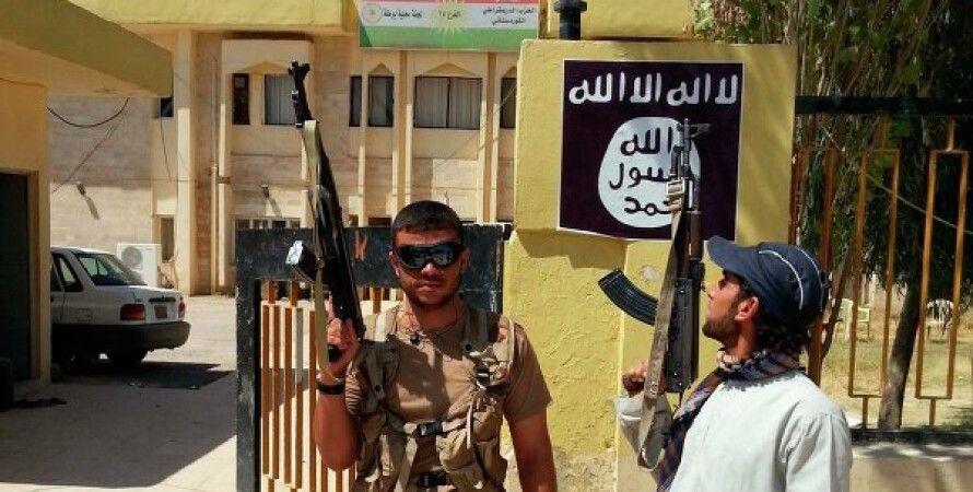 Боевики ИГ / Фото: Reuters
