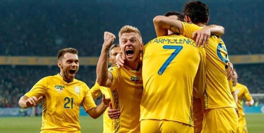 Футбол, ФІФА, Збірна України, Збірна Бельгії, Рейтинг