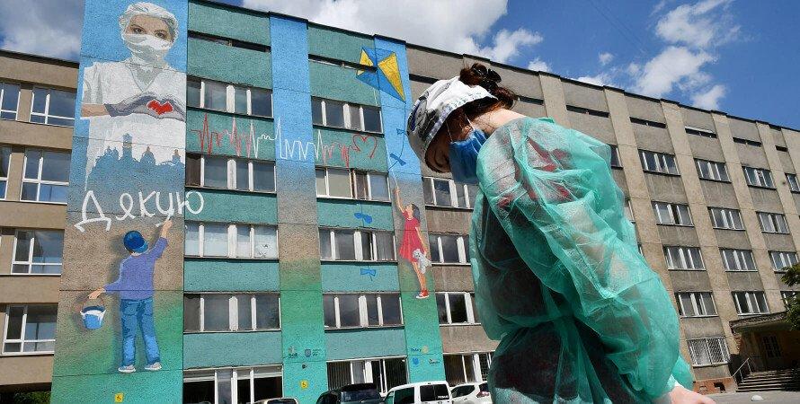 украинская медицина, врачи уезжают из Украины