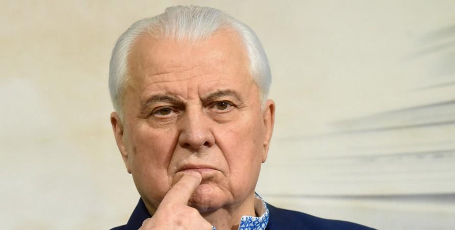 Леонід Кравчук, перший президент України Леонід Кравчук