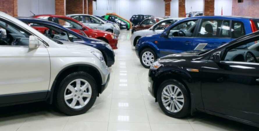 автомобили, Украина, продажи авто
