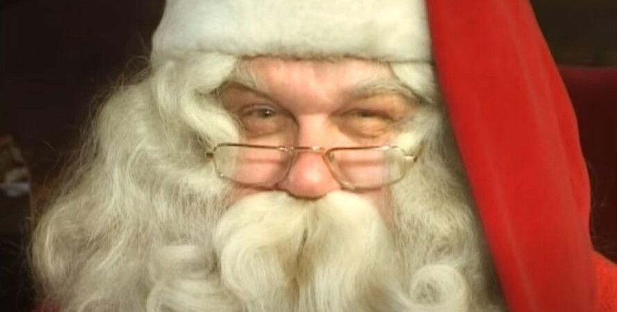 Санта Клаус, новый год, дед мороз