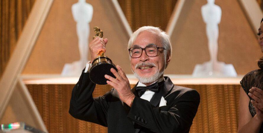 Хаяо Миядзаки, оскар